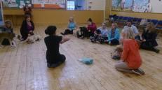 Jo teaching